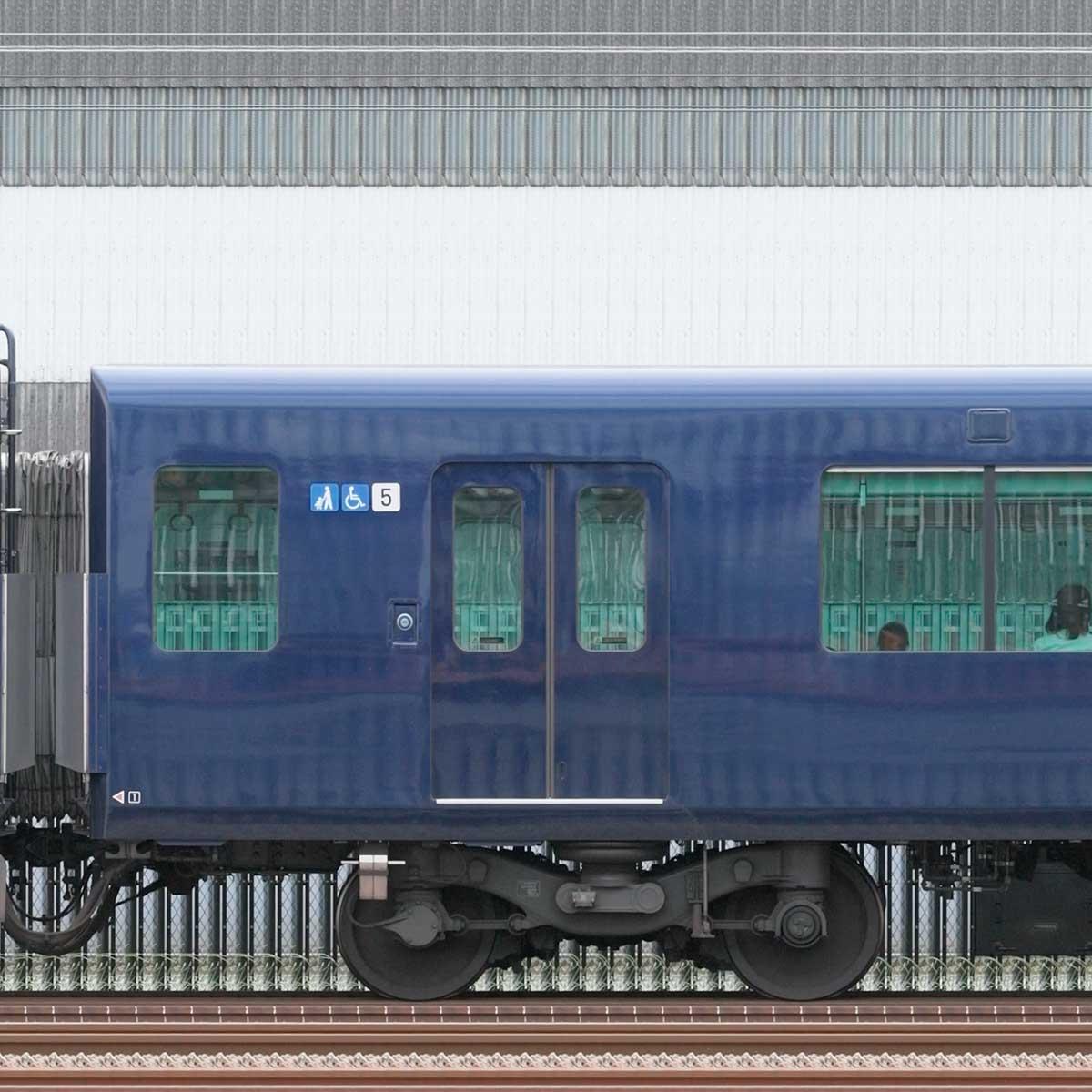 相鉄20000系モハ20501