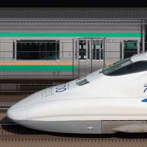 JR東海700系新幹線電車