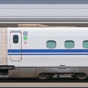 JR東海N700S確認試験車737-9001