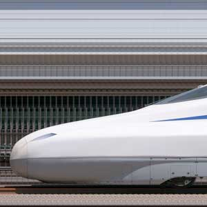 JR東海N700S確認試験車743-9001