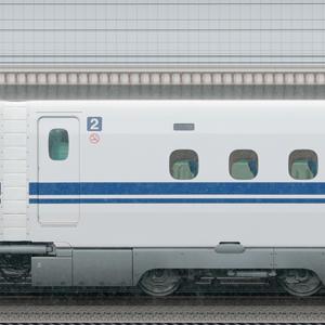 JR東海N700S量産車747-3