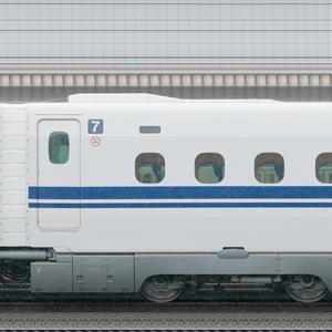 JR東海N700S量産車747-403