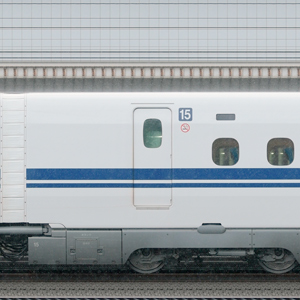 JR東海N700S量産車747-503