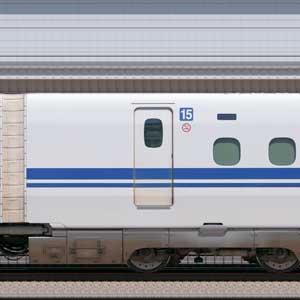 JR東海N700S確認試験車747-9501