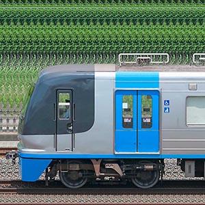 千葉ニュータウン鉄道9100形「C-Flyer」9108編成(海側)