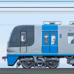 千葉ニュータウン鉄道9100形「C-Flyer」9128編成(山側)