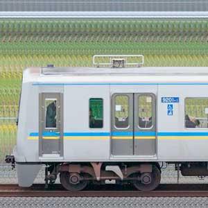 千葉ニュータウン鉄道9200形9201編成(山側)