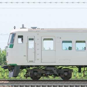 JR東日本大宮総合車両センター185系C1編成(海側)
