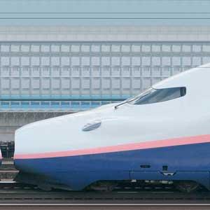 JR東日本E4系「Max」E444-26