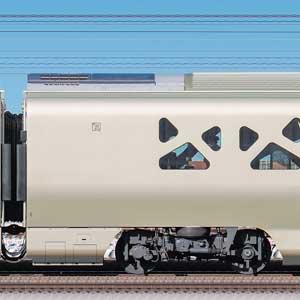 JR東日本E001形「TRAIN SUITE 四季島」E001-5