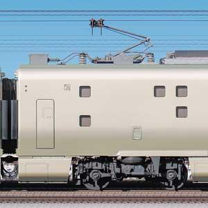 JR東日本E001形「TRAIN SUITE 四季島」E001-8