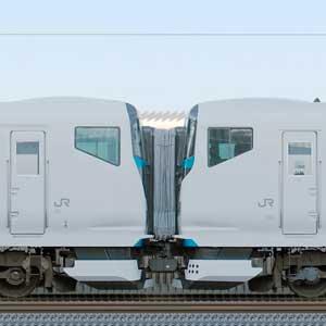 JR東日本E257系2500番台NC-32編成+2000番台NA-01編成(山側)