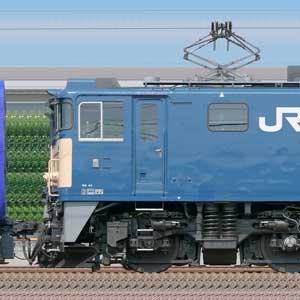 JR東日本EF64形電気機関車