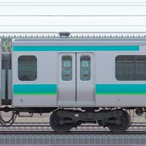 JR東日本E231系モハE231-105