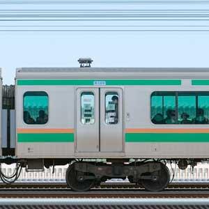 JR東日本E231系モハE231-1110