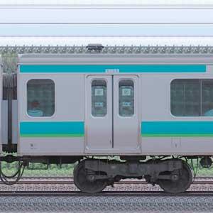 JR東日本E231系モハE231-117