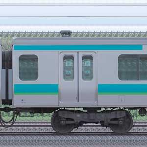 JR東日本E231系モハE231-118