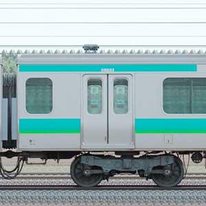 JR東日本E231系モハE231-126
