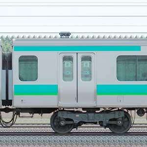 JR東日本E231系モハE231-127