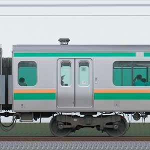 JR東日本E231系モハE231-1542