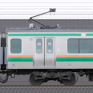 JR東日本E231系モハE231-1545