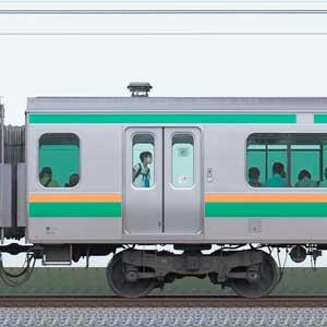 JR東日本E231系モハE231-1562