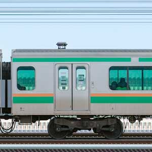 JR東日本E231系モハE231-1587
