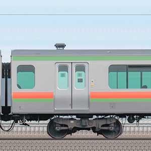 JR東日本E2313000番台モハE231-3002