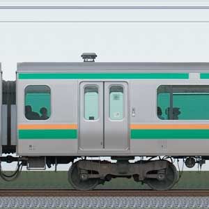 JR東日本E231系モハE231-3501