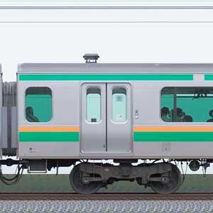 JR東日本E231系モハE231-3521