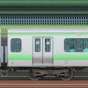 JR東日本E231系モハE231-501
