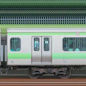 JR東日本E231系モハE231-502
