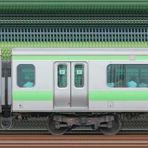 JR東日本E231系モハE231-503