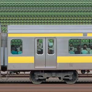 JR東日本E231系モハE231-619