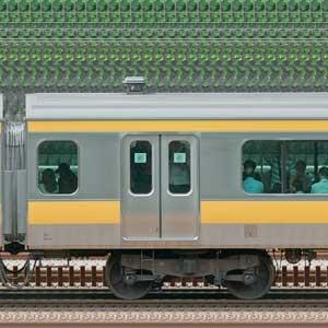 JR東日本E231系モハE231-70