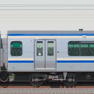JR東日本E235系1000番台モハE234-1105