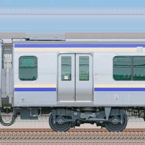 JR東日本E235系1000番台モハE234-1201