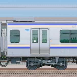 JR東日本E235系1000番台モハE234-1301