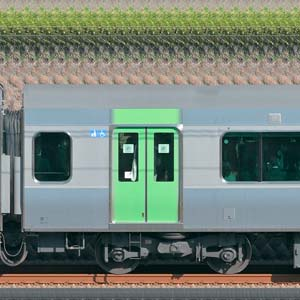 JR東日本E235系モハE234-34