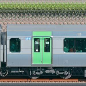 JR東日本E235系モハE234-36