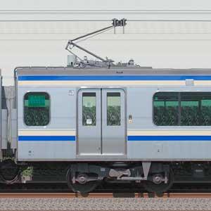 JR東日本E235系1000番台モハE235-1105