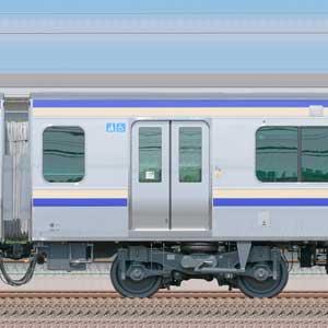 JR東日本E235系1000番台モハE235-1201