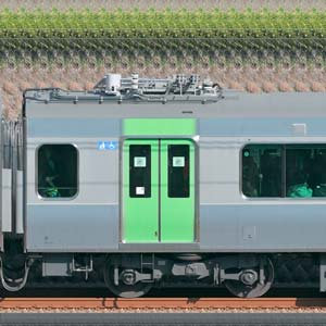 JR東日本E235系モハE235-35