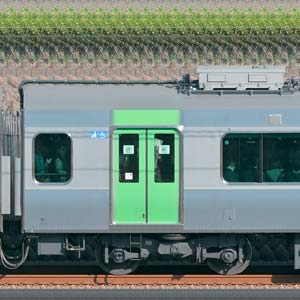 JR東日本E235系モハE235-36(架線状態監視装置搭載車)