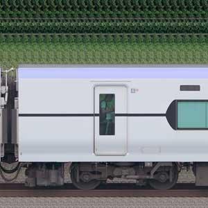 JR東日本E353系モハE352-506