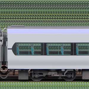 JR東日本E353系モハE352-512