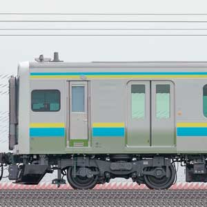 JR東日本E131系クモハE131-1