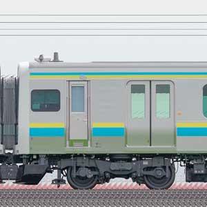 JR東日本E131系一般形電車