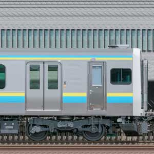 JR東日本E131系クモハE131-3