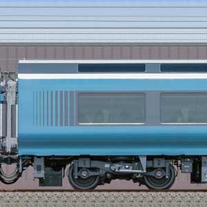 JR東日本E261系「サフィール踊り子」モロE260-2